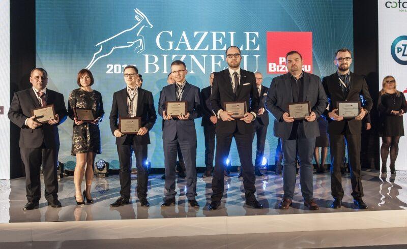Gazela Biznesu 2017